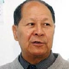 "Nepal Labor and Peasants Party Chairman Narayan Man Bijukche ""Rohit"""