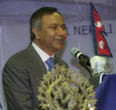 NRN Founder President Dr. Upendra Mahato .(File Photo)