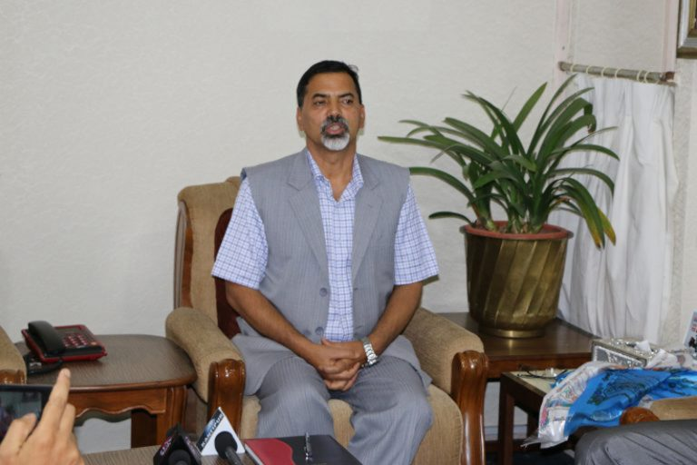Holding local election in fearless environment is govt's responsibility: Home Minister Sharma