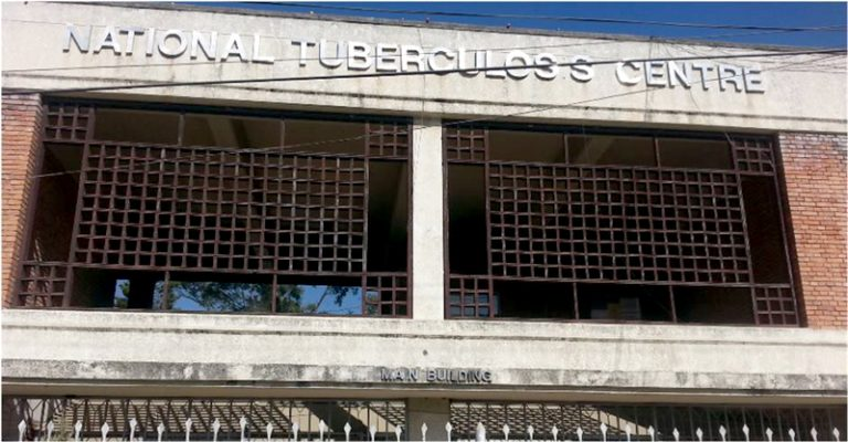 national tuberculosis prevalence survey